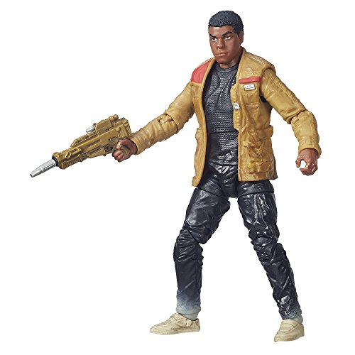 Star Wars The Black Series 6 Inch Finn (Jakku) (Archie Comic Character Costumes)