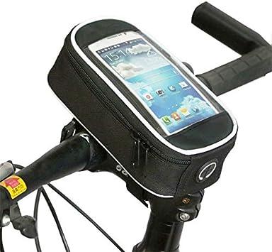 5.7inch Bolsa de pantalla táctil de bicicletas, resistente al agua ...