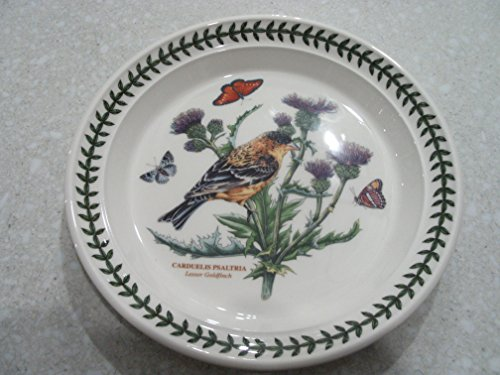 HB Henriot Quimper Octagonal Mistral Blue Luncheon Plate, Peasant Lady