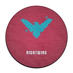 NaDeShop Nightwing Minimlist Poster Doormats / Entrance Rug Floor Mats