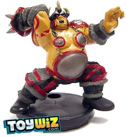 World of Warcraft Miniatures (WoW Minis): Crushridge Ogre Rare [Toy]