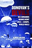 img - for Donovan's Devils: OSS Commandos Behind Enemy Lines Europe, World War II book / textbook / text book