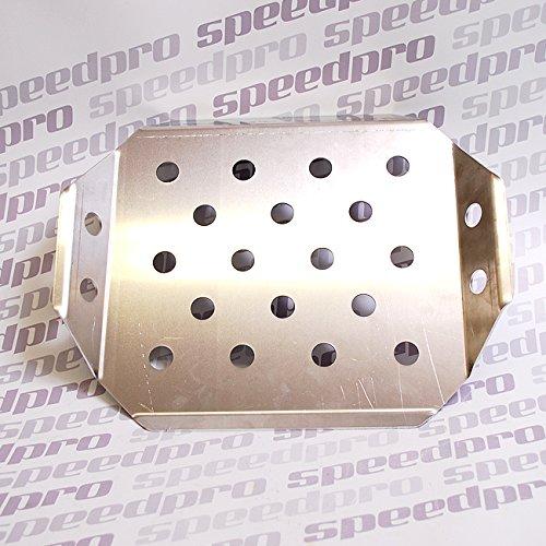 Reposapi/és de acero para copiloto con interruptor de pulsaci/ón para carreras y rally R5 Speedpro