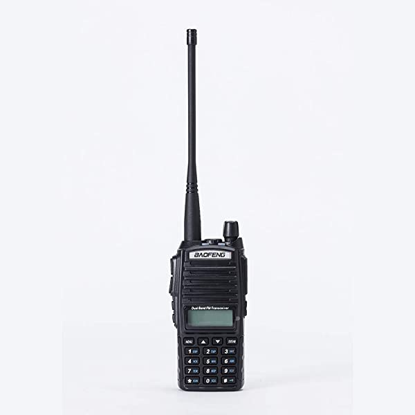 BAOFENG UV-82 8W RADIO BIDIRECCIONAL WALKIE TALKIE DUAL BAND VHF UHF RADIO PORTÁTIL EE. UU.