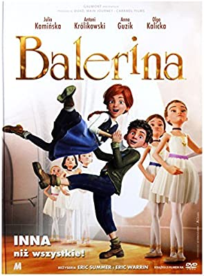 Ballerina [DVD] (IMPORT) (No hay versión española): Amazon.es: Elle Fanning, Dane DeHaan, Carly Rae Jepsen, Maddie Ziegler, Terrence Scammell, Tamir Kapelian, Julie Khaner, Joe Sheridan, Elana Dunkelman, Shoshana Sperling, Eric Summer, ÄÂric