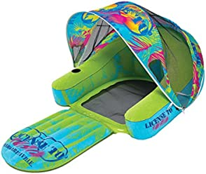 0be4e9a29 Margaritaville Cabana Chair with Canopy