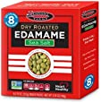 Sea Point Farms Edamame Dry Rstd Sea Salt 100 cal 8 - 0.79 OZ snack packs.Net Wt.6.35 OZ. (180g)