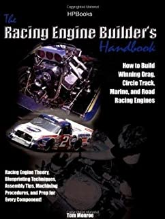 Engine builders handbook tom monroe 0075478012459 amazon racing engine builders handbook how to build winning drag circle track marine and fandeluxe Image collections