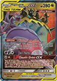 Naganadel & Guzzlord Tag Team GX - 158/236 - Ultra Rare - Cosmic Eclipse