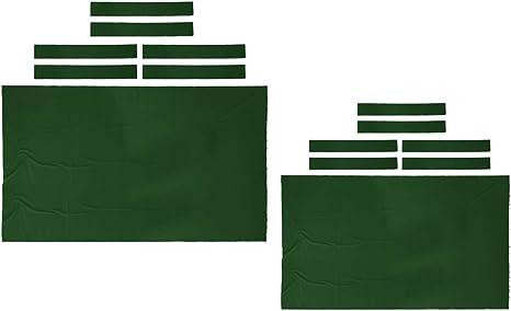 perfeclan Set de Cubierta de Mesa de Billar Profesional 9 Pies ...