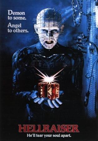 Movie Hell Poster - Hellraiser Movie Poster 11x17 Master Print