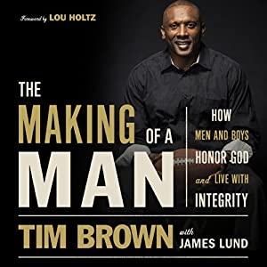 The Making of a Man Audiobook