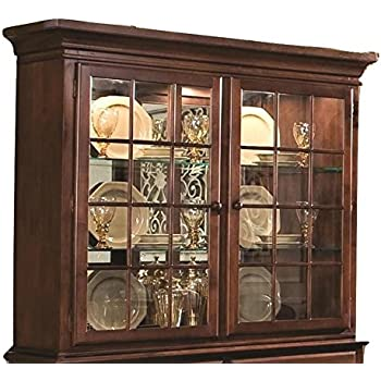 Amazon Com Acme 60270 Quinlan Hutch And Buffet China