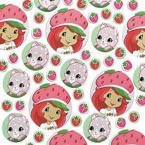 Strawberry Shortcake 'Dolls' Paper Confetti (1 bag) (Strawberry Shortcake Table)