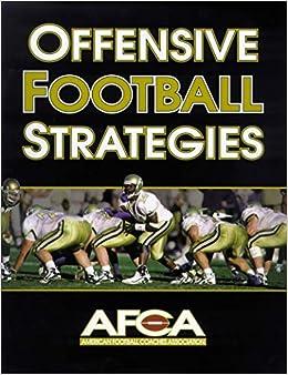 amazon offensive football strategies american football coaches