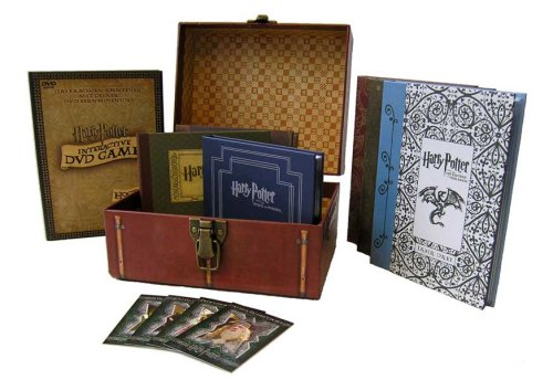 Harry potter limitierte geschenkbox