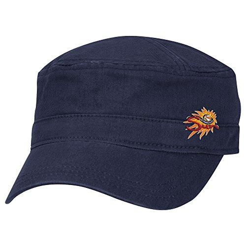(WNBA Connecticut Sun Men's Military Cap, One Size, Navy)