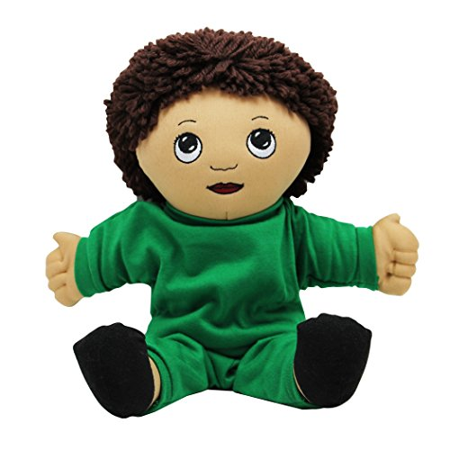 Children's Factory FPH730 Special Needs Hispanic Boy Doll