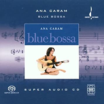 cd ana caram blue bossa