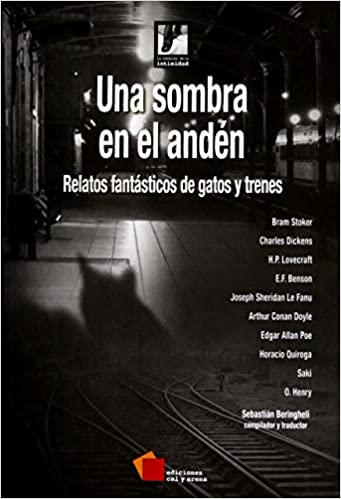 RELATOS FANTASTICOS DE GATOS Y TRENES: BRAM STOKER: 9786079357955: Amazon.com: Books