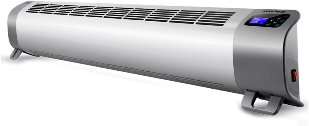 Calefacción Calefactor eléctrico Calefactor doméstico Calefactor eléctrico de baño eléctrica de bajo Consumo Ventilador Elegante Ventilador Calefactor de Flujo de baño (Size : 2200w): Amazon.es: Hogar