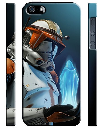 Star Wars Stormtrooper Iphone 5 5s Hard Case Cover ()