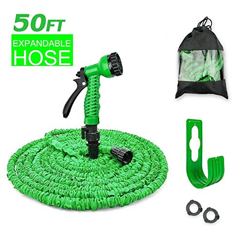 - Outfun Garden Hose, Water Hose, Lightweight Expandable Garden Hose with 3/4