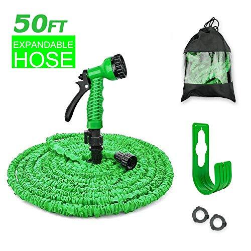 Outfun Garden Hose, Water Hose, Lightweight Expandable Garden Hose with 3/4