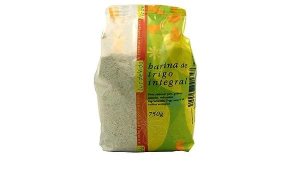 Harina Ecológica de Trigo Integral (750 gr) BIOSPIRIT: Amazon.es: Alimentación y bebidas