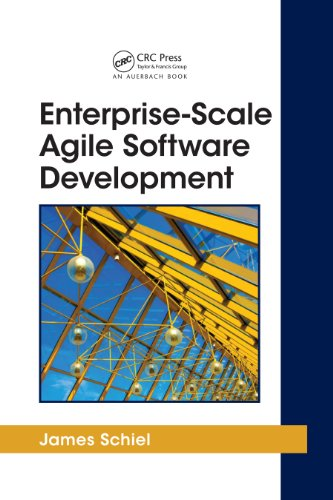 Download Enterprise-Scale Agile Software Development (Applied Software Engineering Series) Pdf