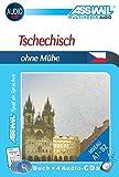 ASSiMiL Selbstlernkurs für Deutsche: Assimil Tschechisch ohne Mühe; Assimil Cesky bez nesnazi pro Nemec, Lehrbuch und 4 CD-Audio