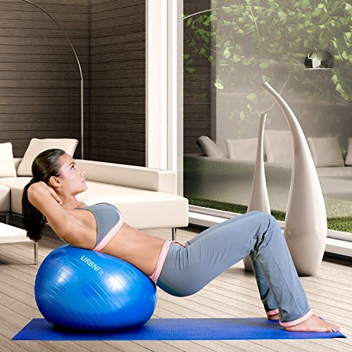Exercise-Ball-Multiple-Sizes-for-Fitness-Stability-Balance-Yoga-Workout-Guide-Quick-Pump-Included-Anti-Burst-Professional-Quality-Design