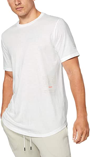 Under Armour Men's Baseline Beyond The Arc Ss T Tees And T-Shirts