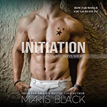 Initiation Audiobook by Maris Black Narrated by Chris Patton