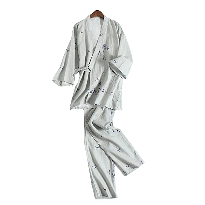 Traje de Pijamas de Traje de Pijamas de Estilo japonés para ...