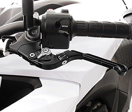 Motorrad Bremshebel /& Kupplungshebel V3 ABE f/ür KTM 1190 RC8//1190 RC8 R 690 Duke//R 1290 Super Duke GT//Super Duke//R 990 Super Duke//R SW//OR