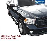 TYGER TG-RS2D40068 RISER For 2009-2017 Dodge Ram 1500 Quad Cab...