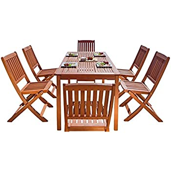 Amazon  Outdoor Interiors-Piece Fold and Store Table
