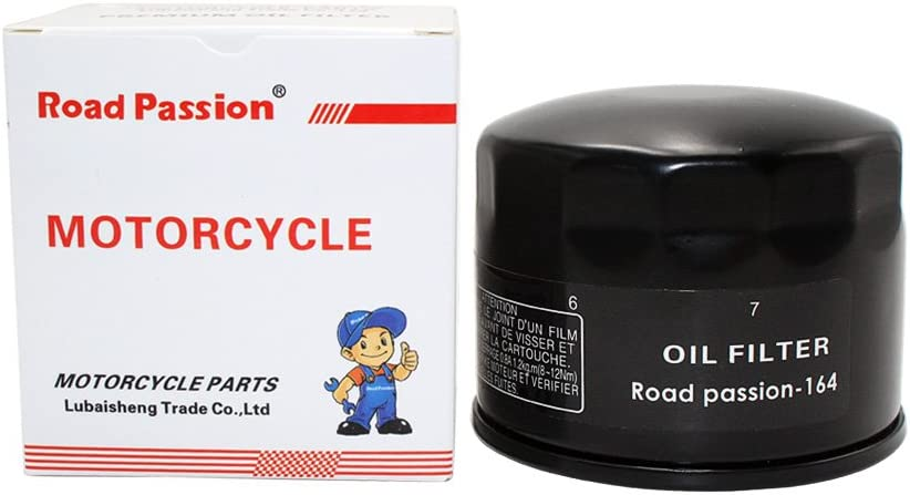 Road Passion Oil Filter for BMW R1200GS 2004-2009 R1200 GS HP2 2005-2008 R1200S 2006-2007 R1200ST 2005-2007 R NINET 1170 2014-2015