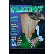 PLAYBOY 126 PATTY DUFFEK THRILLER OLA RAY ENTIEREMENT NUES CINEMA 1984 EROTISME