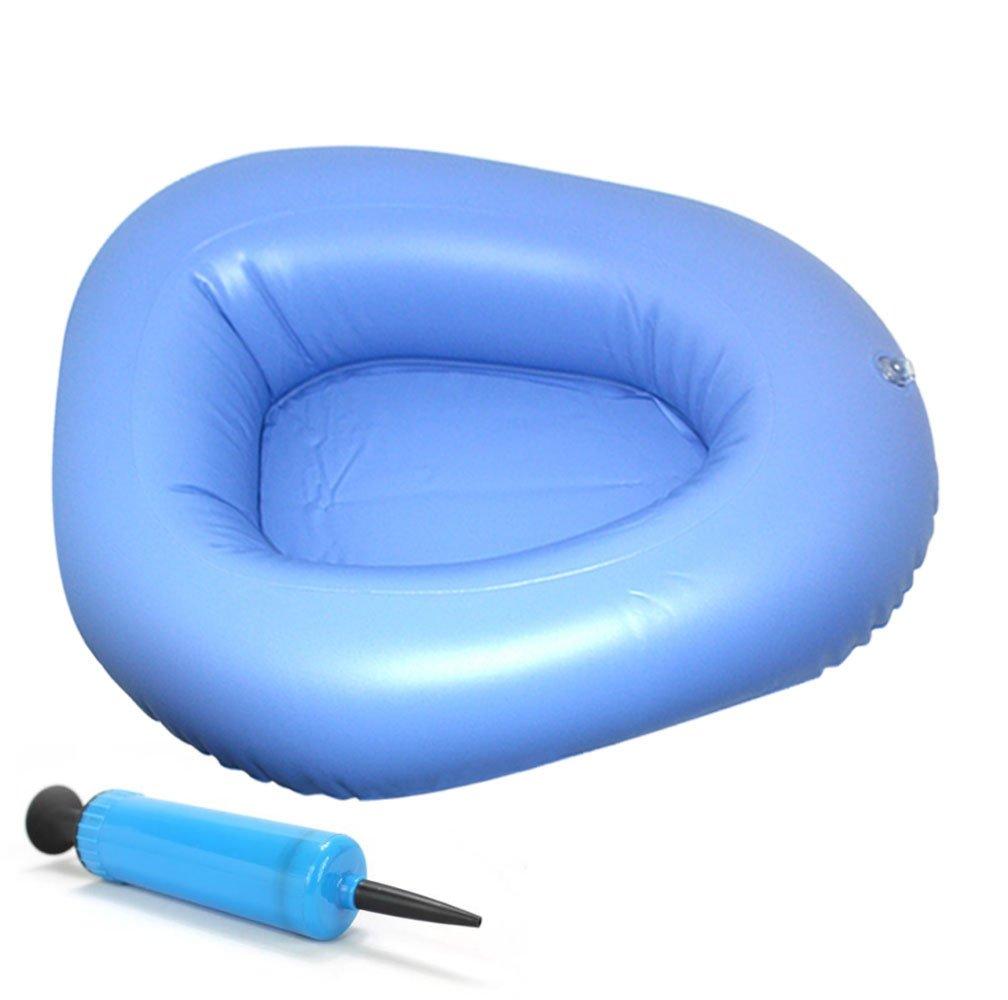 Amazon.com: kikigoal más grande lavable cama de aire ...