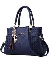 Womens Purses and Handbags Shoulder Bag Ladies Designer Satchel Messenger  Tote Bag 9aa7e865f3d10