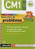 Résolution de problèmes CM1 9-10 ans