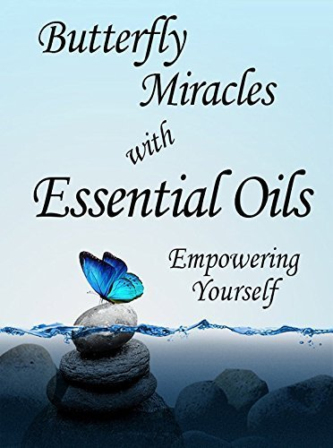 Butterfly Express Essential Oils Book by Essential Gifts