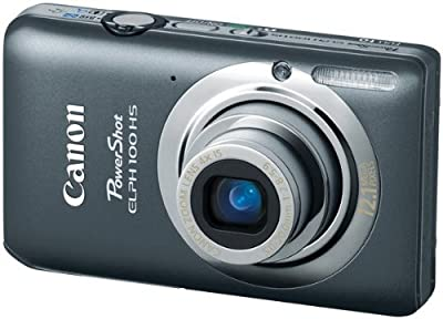 Canon PowerShot ELPH 100 HS Digital Camera with 4X Optical Zoom