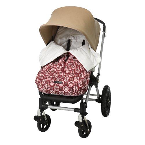 *Fall 2011 Collection* Petunia Pickle Bottom Stroller Snuggler Stroll - Travel Through Tivoli