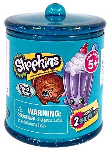 COMPLETE CASE OF 30 SHOPKINS SEASON 4 FOOD FAIR SEALED 2-BAG