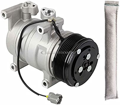 For Ford Explorer /& Mercury Mountaineer 2002-2005 AC Compressor w//A//C Drier BuyAutoParts 60-86062R2 NEW