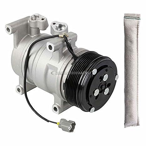 Premium calidad nueva AC Compresor y embrague con secador de a/c para Honda CRV - buyautoparts 60 - 86546r2 nuevo: Amazon.es: Coche y moto