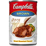 #7: Campbell's Gravy Brown with Onions, 10.5 Ounce, 24 Count